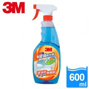3M魔利玻璃亮光劑-600ML