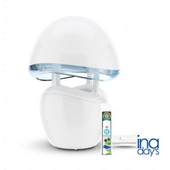 Inaday's環保之家® 光觸媒捕蚊燈 LED 贈防蚊噴霧