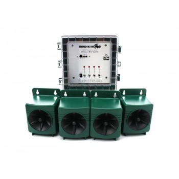 SafePRO® Ultrason X 超聲波驅雀鳥器